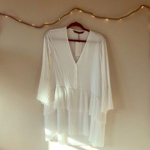 NWT Pleated Zara tunic